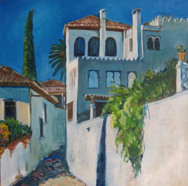 Albaicin, Granada by Casey MacDonald