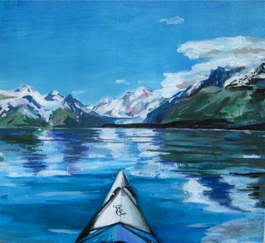 Prince William Sound, Alaska by Casey MacDonald